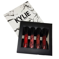 Набор жидких помад Kylie Jenner Velvet Liquid Lip Kollection