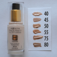 Тональный крем Max Factor Facefinity All day flawless 3in1 45 Worm Almond