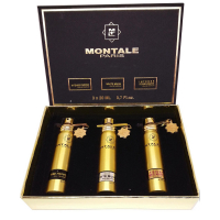 Подарочный набор Montale (Intense Pepper, White Musk, Intense Roses Musk)