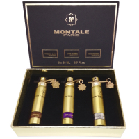 Подарочный набор Montale (Intense Cafe, Dark Purple, Chocolate Greedy)
