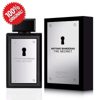 Original Antonio Banderas The Secret edt 100ml мужские