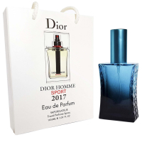 Christian Dior Homme Sport 2017 - Travel Perfume 50ml