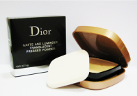 Компактная пудра Christian Dior Matte and Luminous Translucent - 01