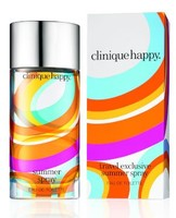 Clinique Happy Travel Exclusive Summer Spray edt 100ml