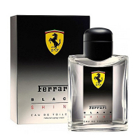 Ferrari Black Shine edt 125 ml