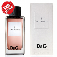 Original D&G Anthology L'Imperatrice №3 edt 100 ml