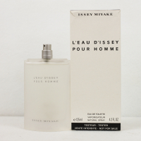 Issey Miyake L eau D Issey pour homme EDT 125 ml TESTER