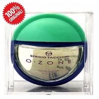 Original Sergio Tacchini O-Zone Woman edt 75ml