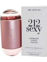 Carolina Herrera 212 Sexy Women edp 100ml TESTER Акция 1шт